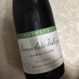 PRIMEUR Beaujolais-Villages